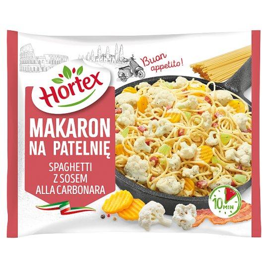 Hortex Stir Fry Pasta with Carbonara Sauce 450 g