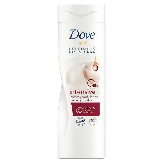 Dove Nourishing Body Care Intensive Body Lotion 400 ml