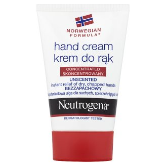 NEUTROGENA Unscented Concentrated Hand Cream 50 ml