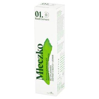 Vis Plantis Basil Element Mleczko wzmacniające przeciw wypadaniu włosów bez spłukiwania 150 ml