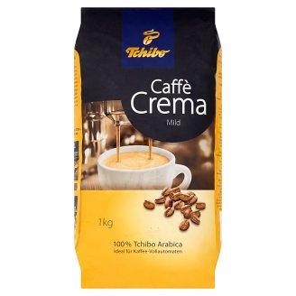 Tchibo Caffè Crema Mild Kawa palona ziarnista 1 kg