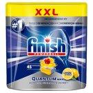 Finish Quantum Max Lemon Kapsułki do mycia naczyń w zmywarce 697,5 g (45 sztuk)