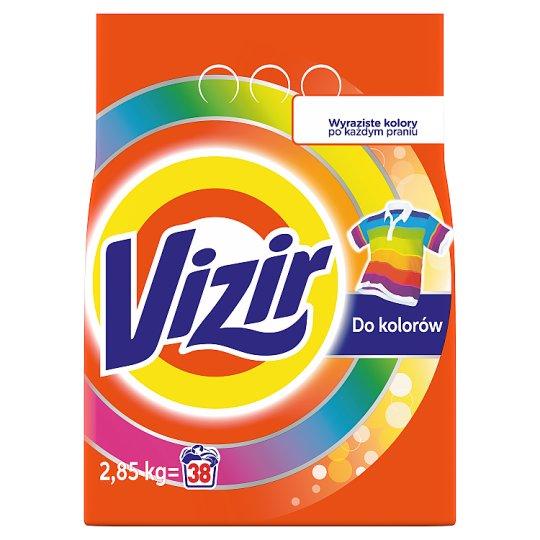 Vizir Color Laundry Powder Detergent 2,85 kg