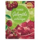 Tesco Galaretka o smaku wiśniowym 2 x 75 g