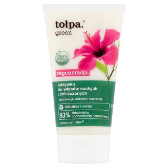 tołpa Green Restoration Regenerating Conditioner for Damaged Hair 150 ml