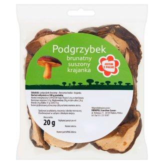 Runopol Podgrzybek brunatny suszony krajanka 20 g