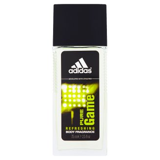 Adidas Pure Game Odświeżający dezodorant z atomizerem dla mężczyzn 75 ml