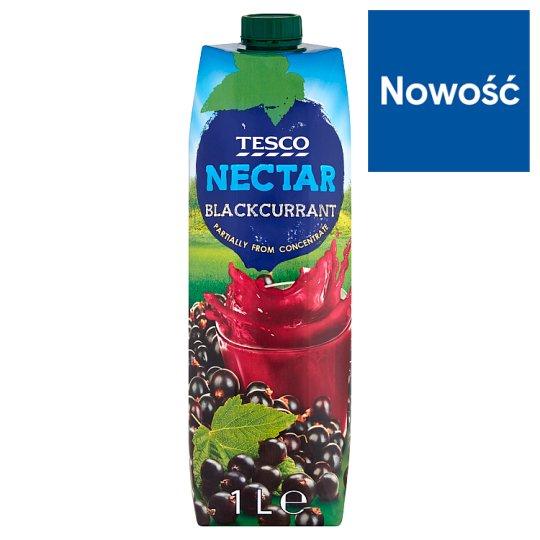 Tesco Blackcurrant Nectar 1 L