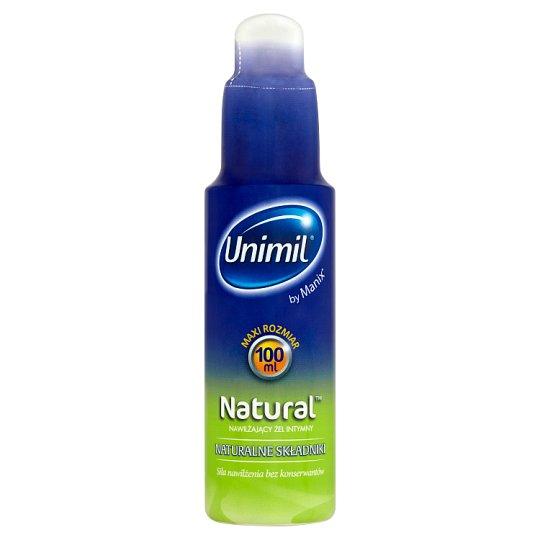 Unimil Natural Nawilżający żel intymny 100 ml