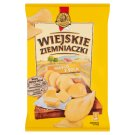 Wiejskie Ziemniaczki Potato Crisps with Butter and Salt Flavour 130 g