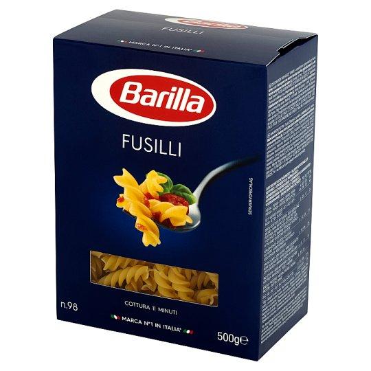Barilla Fusilli Pasta 500 g