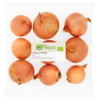 Tesco Organic Cebula 1 kg