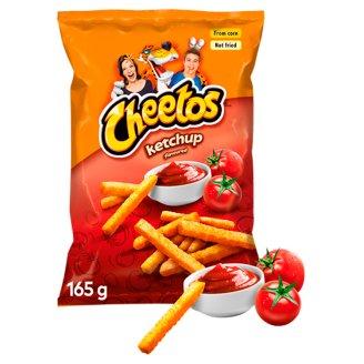 Cheetos Ketchup Flavoured Corn Crisps 165 g