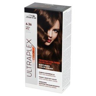 Joanna Ultraplex Color Nurturing Color Cream Warm Brown 6.36