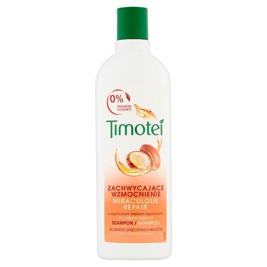 Timotei Zachwycające Wzmocnienie Szampon 400 ml