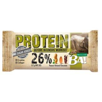 Bakalland Ba! Protein Before Intensive Workout Baton proteinowy 45 g