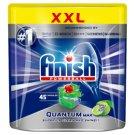 Finish Quantum Max Apple & Lime Kapsułki do mycia naczyń w zmywarce 697,5 g (45 sztuk)