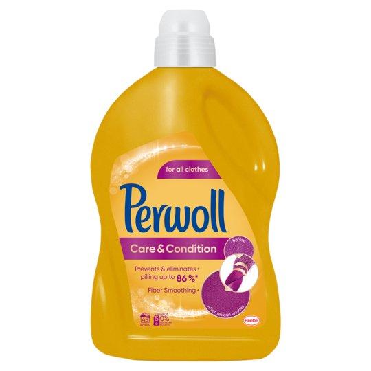 Perwoll Care & Repair Washing Liquid 2.7 L (45 Washes)