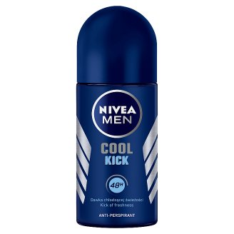 NIVEA MEN Cool Kick Anti-Perspirant Roll-On 50 ml