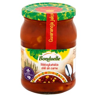 Bonduelle Mexican Chili sin Carne 530 g