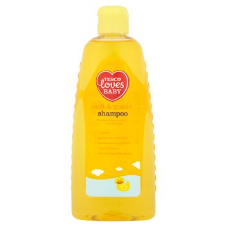 Tesco Loves Baby Baby Soft and Gentle Shampoo 500 ml