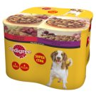 Pedigree Complete Food for Adult Dogs 4 x 400 g