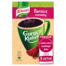 Knorr Gorący Kubek Red Borscht 70 g (5 Pieces)