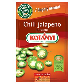 Kotányi Crushed Jalapeno Chilli 8 g