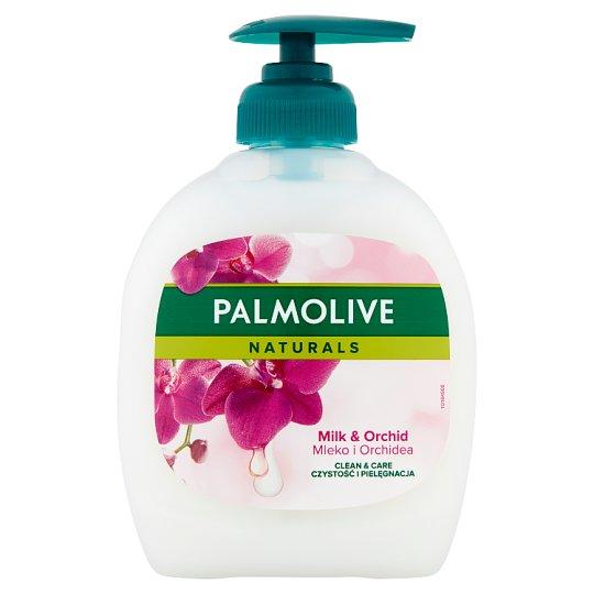 Palmolive Naturals Mydło w płynie mleko i orchidea 300 ml
