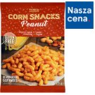 Tesco Peanut Corn Snacks 125 g