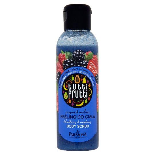Farmona Tutti Frutti Blackberry & Raspberry Body Scrub 500 ml