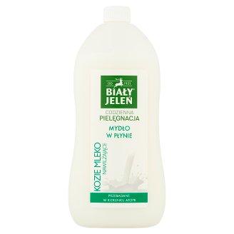 Biały Jeleń Moisturizing Goat Milk Hypoallergenic Liquid Soap 1 L