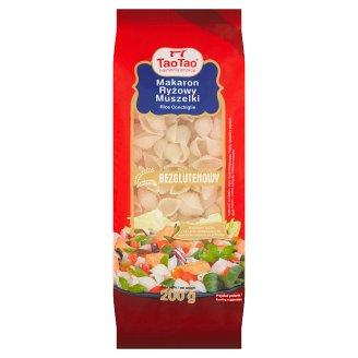 Tao Tao Conchiglie Rice Pasta 200 g