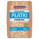 NaturAvena Organic Oats Flakes 600 g