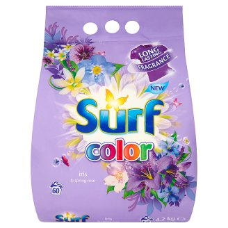 Surf Color Iris & Spring Rose Washing Powder 4.2 kg (60 Washes)