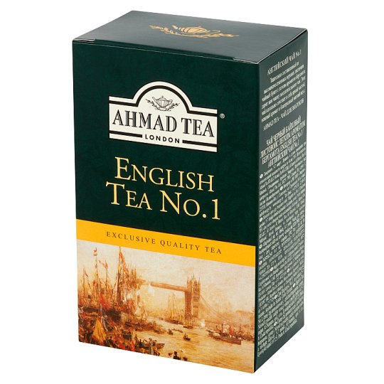 Ahmad Tea English No. 1 Herbata czarna 100 g
