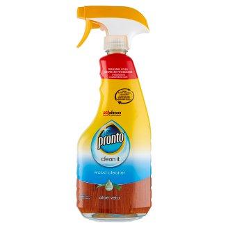 Pronto Aloe Vera Wood Surface Cleaner Spray 500 ml