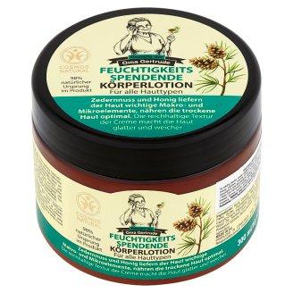 Rezepte Der Oma Gertrude Nawilżający balsam do ciała do wszystkich typów skóry 300 ml