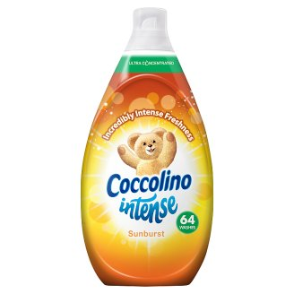 Coccolino Intense Sunburst Płyn do płukania tkanin 960 ml (64 prania)