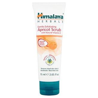 Himalaya Herbals Gentle Exfoliating Apricot Scrub 75 ml