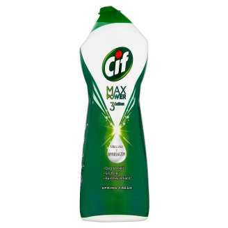 Cif Max Power Spring Fresh Cream with Bleach 1001 g