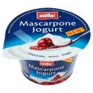 Müller Mascarpone Jogurt wiśnia 130 g