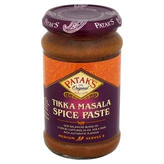 Patak's Tikka Masala Medium Spicy Paste 283 g