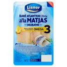 Lisner a'la Matjas Soft Herring Fillets in Oil 220 g