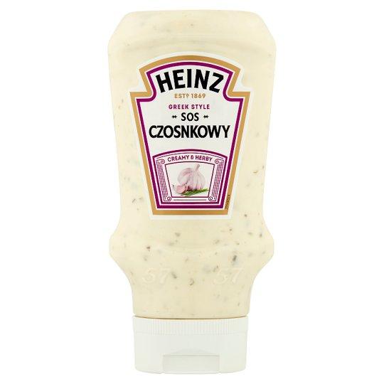 Heinz Sos czosnkowy 420 g