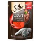 Sheba Craft Collection Karma pełnoporcjowa z wołowiną w sosie 85 g