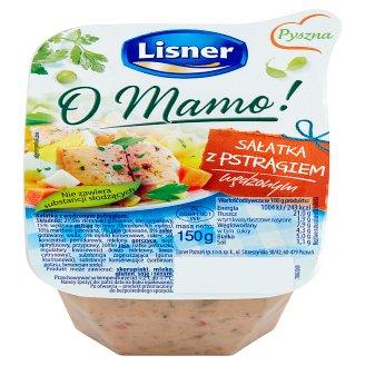 Lisner O Mamo! Sałatka z pstrągiem wędzonym 150 g