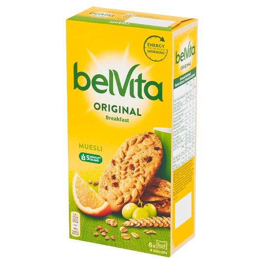 belVita Breakfast Ciastka zbożowe z musli 300 g