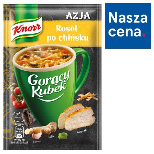 Knorr Gorący Kubek Azja Rosół po chińsku 14 g