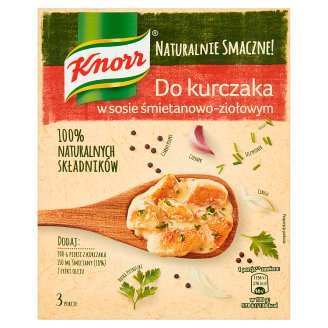 Knorr For Chicken in a Cream-Herb Sauce 47 g